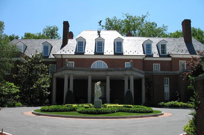 Hospital Hillwood Estate Museum Gardens